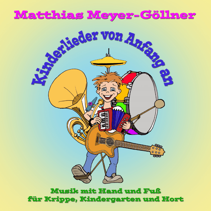 Read more about the article Kinderlieder von Anfang an
